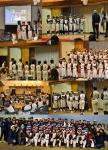 平成28(2016)年度卒団式!10名が巣立つ!!